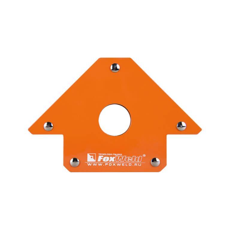 Угольник магнитный FIX-4 (45/90/135град, до 22кг)