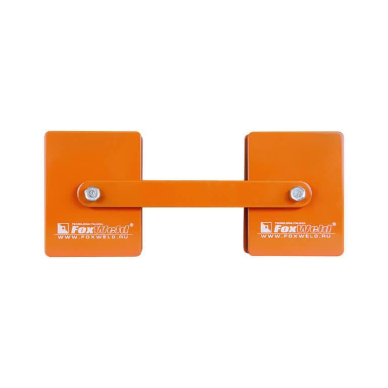 Держатель магнитный TWIN шарнирный (двойной, 0-360 град, усилие 2 х 22кг)