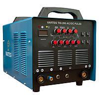Аппарат аргонодуговой сварки VARTEG TIG 200 AC/DC PULSE