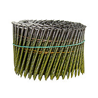 Гвоздь барабанный c винтовой накаткой AERO 2,8х80мм [лента 250 шт] (C90)