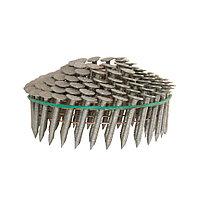 Гвоздь кровельный барабанный c кольцевой накаткой AERO 3,1х32мм [лента 120 шт] (C45)