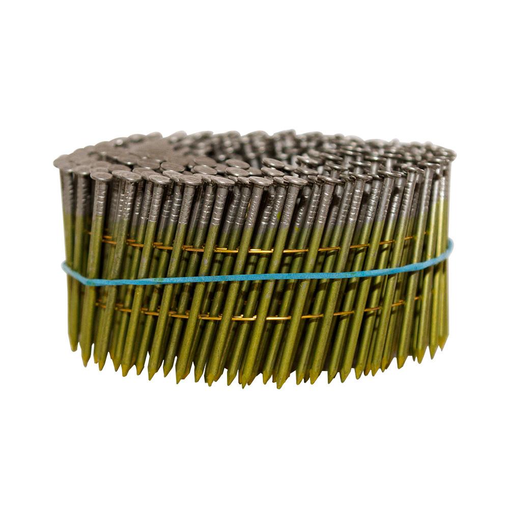 Гвоздь барабанный гладкий AERO 3,1х90мм [лента 200 шт] (C90)