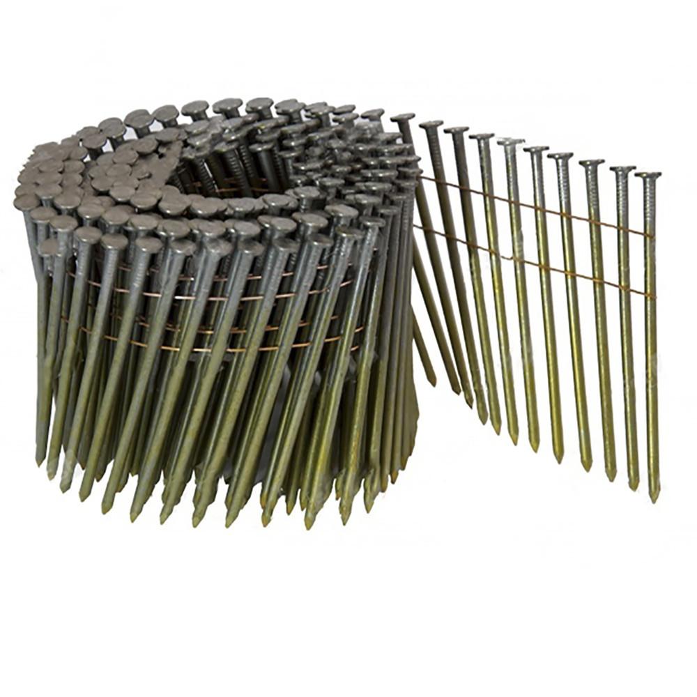 Гвоздь барабанный гладкий AERO 3,1х90мм [МБ] (C90)