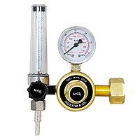 Регулятор VARTEG УРГ-40 (Cu) (аргоновый/углекислотный, 1 манометр, 1 ротаметр, ( вентиль)