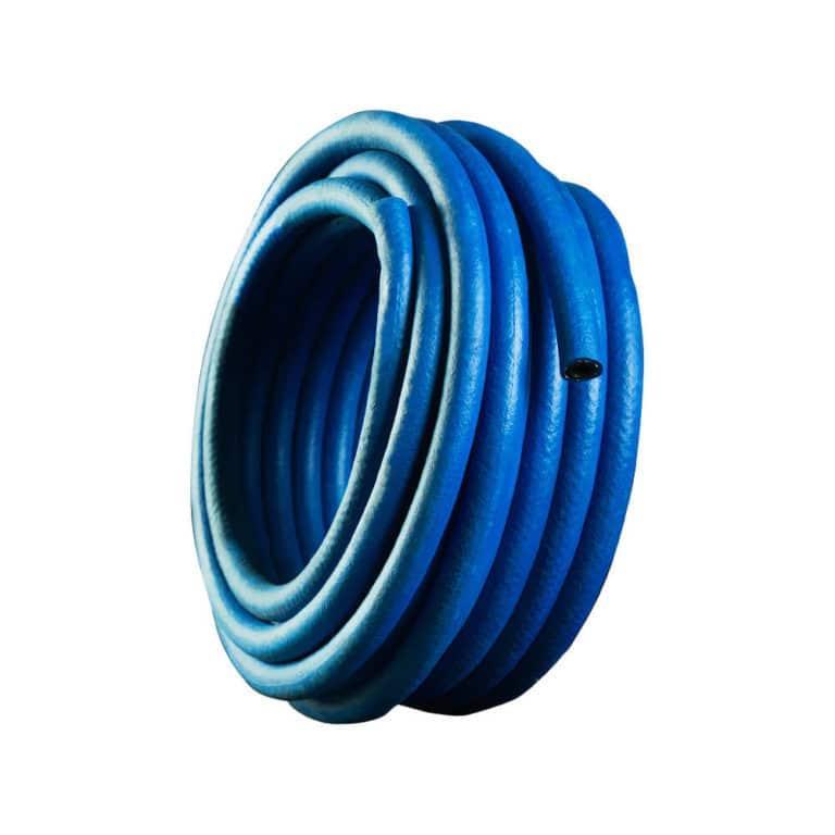 Рукав резиновый для кислорода (III класс, синий) d=9мм, бухта 10м
