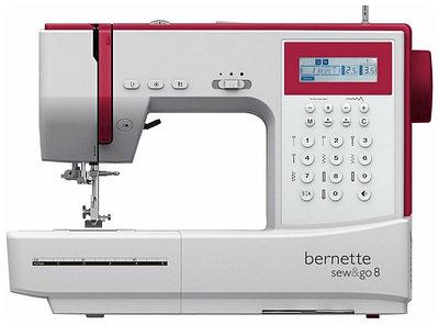 Швейная машина Bernette Sew&Go 8