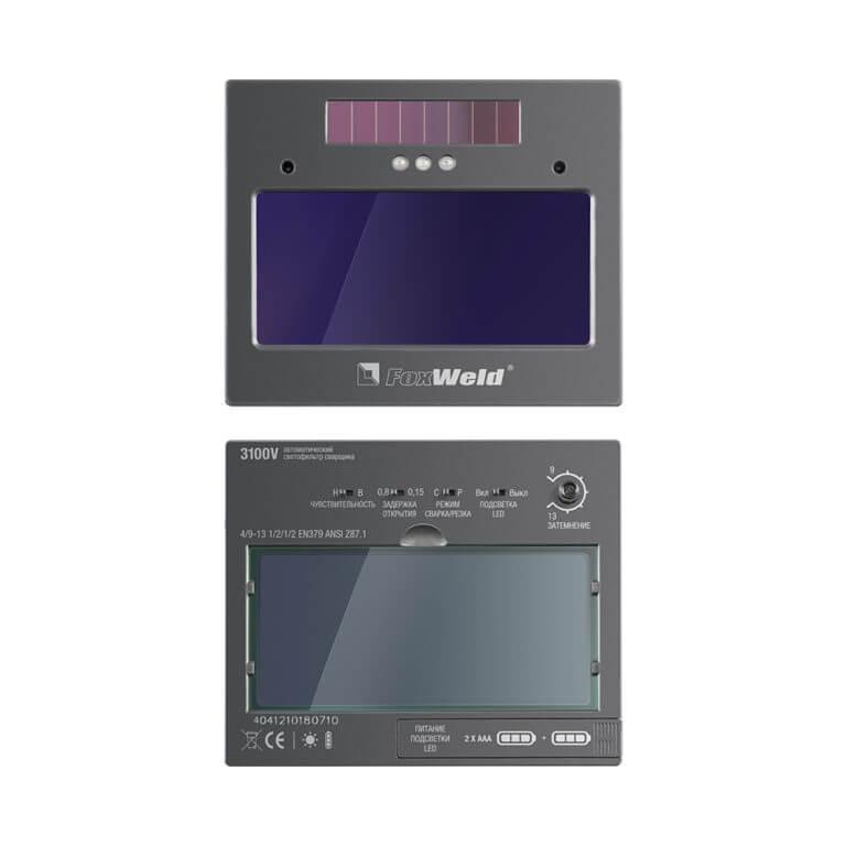 Фильтр - хамелеон 3100V (пр-во FoxWeld/КНР)