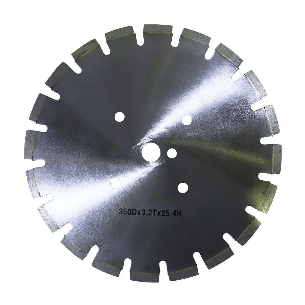 Диск для швонарезчика алмазный по асфальту FTL ECB-350A