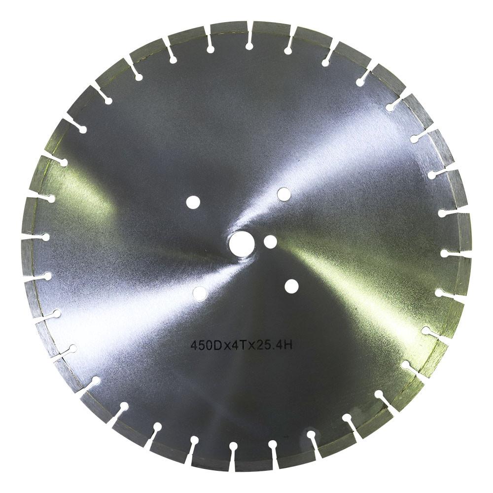 Диск для швонарезчика алмазный по бетону FTL ECB-450