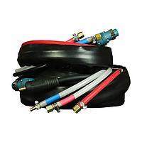 Комплект кабелей для INVERMIG 500E (для блока охлаждения, 15м, пр-во FoxWeld/КНР)