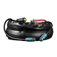 Комплект кабелей для INVERMIG 500E (15м, пр-во FoxWeld/КНР)