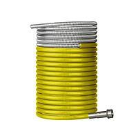 Канал 1,2-1,6мм сталь желтый, 3м (124.0041/GM0540, пр-во FoxWeld/КНР)