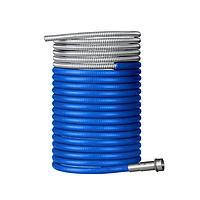 Канал 0,6-0,8мм сталь синий, 4м (124.0012/GM0501, МВ-15, пр-во FoxWeld/КНР)