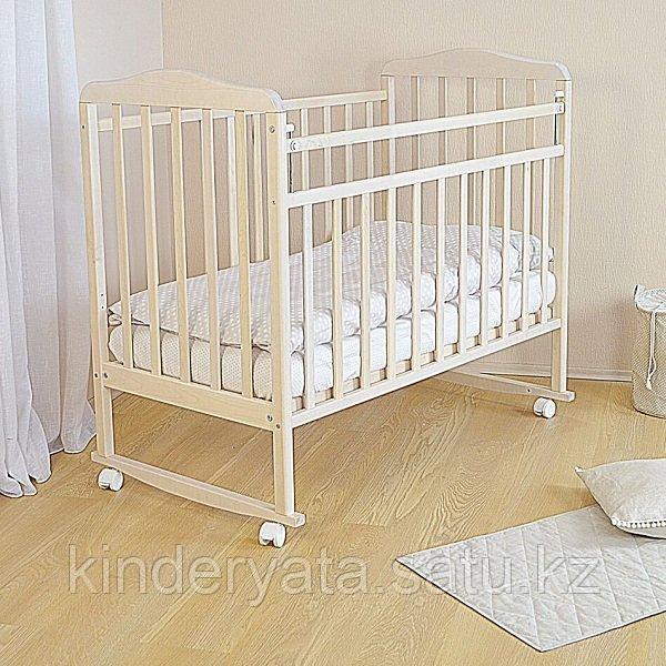 Кровать детская СКВ Митенька снежная берёза