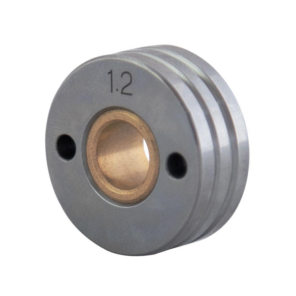Ролик INVERMIG 350E/500E SAGGIO MIG 250/200-S д.1,0-1,2 (9.99/30.05)  (пр-во FoxWeld/КНР)