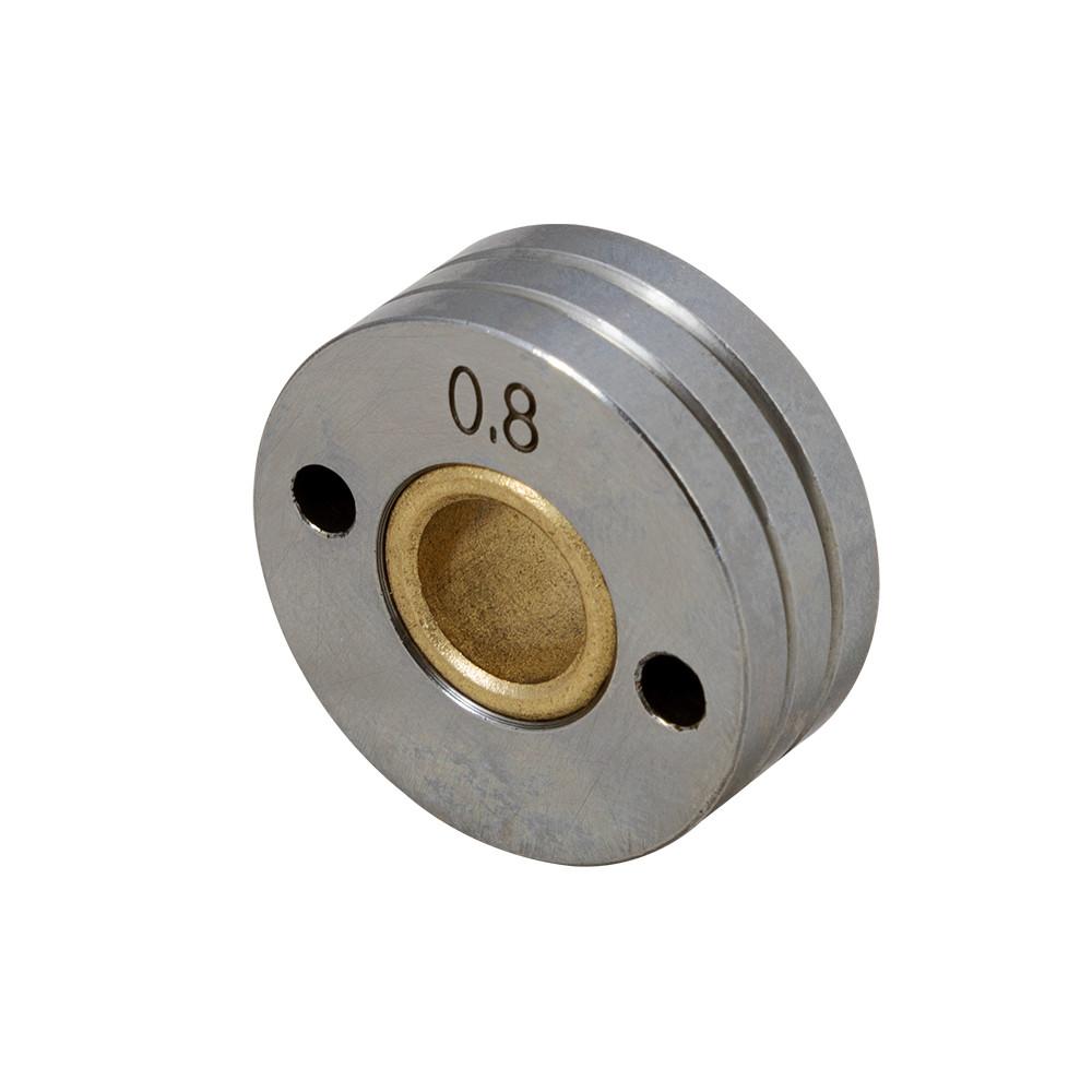 Ролик INVERMIG 350E/500E SAGGIO MIG 250/200-S д.0,8-1,0 (9.99/30.05)  (пр-во FoxWeld/КНР)