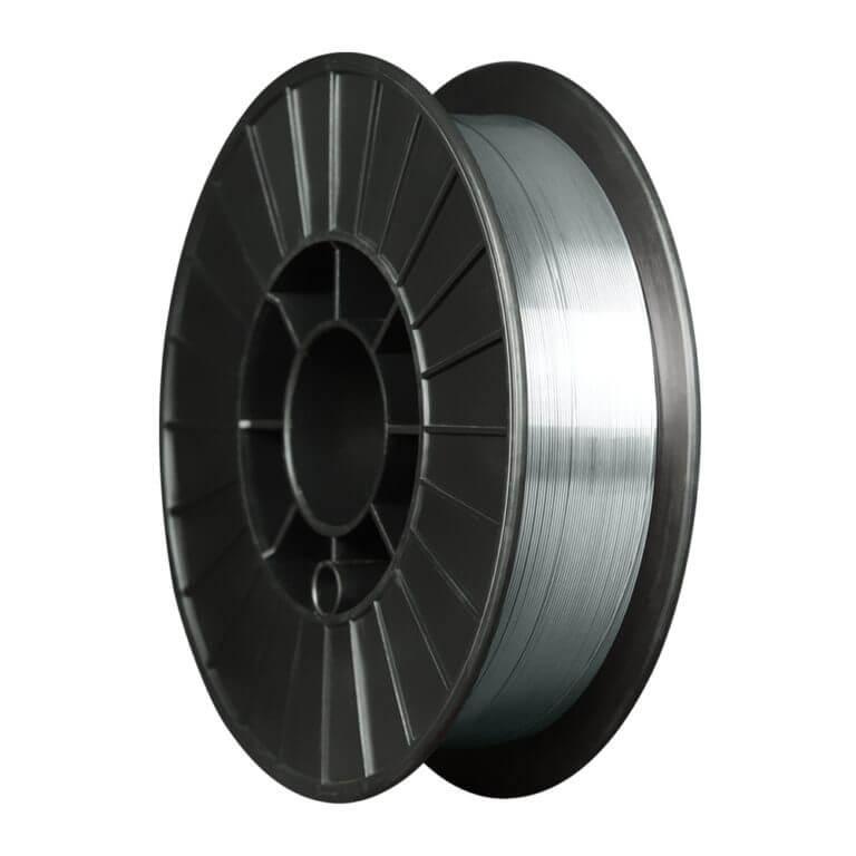FoxWeld Проволока алюминиевая AL Mg 5 (Св-АМг5/ER-5356) д.1.0мм, 7кг D300 (пр-во FoxWeld/КНР)