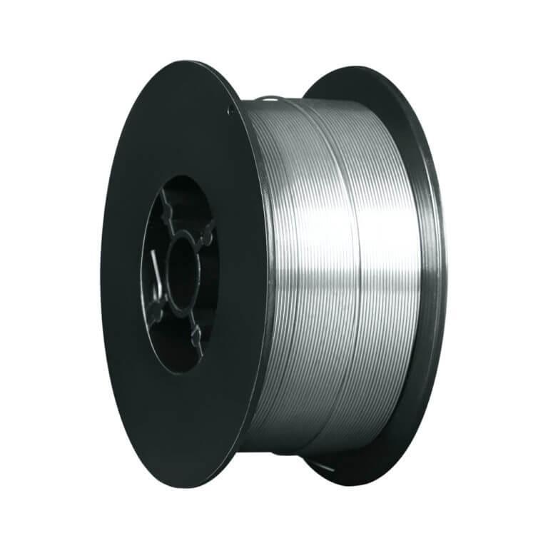 FoxWeld Проволока алюминиевая AL Mg 5 (Св-АМг5/ER-5356) д.1.0мм, 0,5кг D100 (пр-во FoxWeld/КНР)