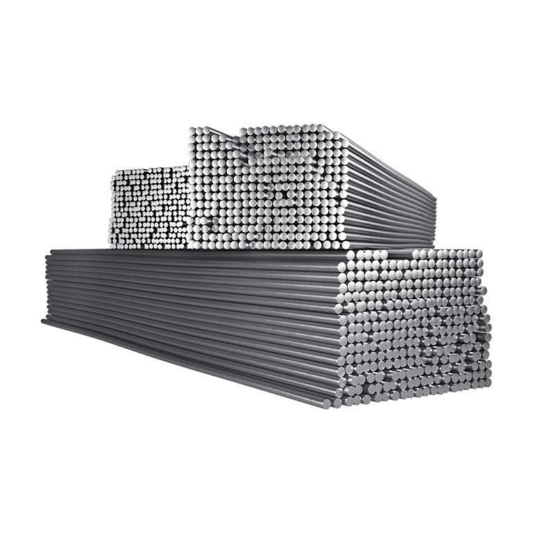 FoxWeld Пруток алюминиевый АL Мg 5 (ER-5356) д.2,0х1000мм, 5кг (1 пачка, пр-во FoxWeld/КНР)
