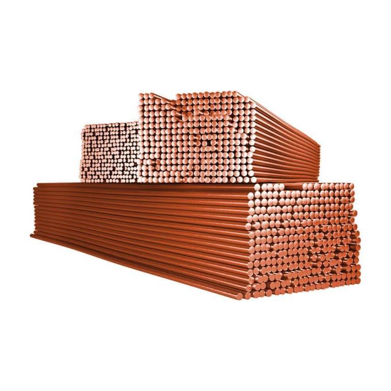 FoxWeld Пруток медный CuSi3 д.3,2х1000мм, 5кг (1 пачка, пр-во FoxWeld/КНР)