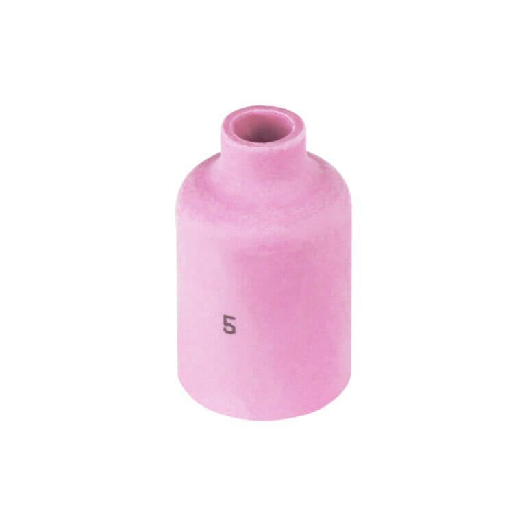 Varteg Сопло керам. 8,0мм № 5 газ.линза (701.0421/ТС0032, 42мм, пр-во FoxWeld/КНР)