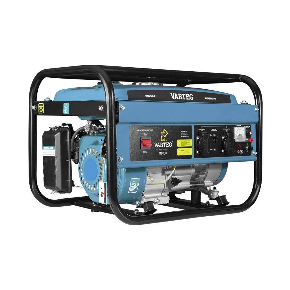 Бензиновый генератор Varteg G2800