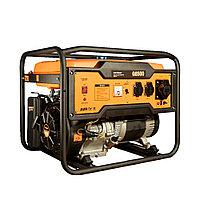 Бензиновый генератор FoxWeld Standart G6500, фото 1