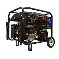 Бензиновый генератор FoxWeld Expert G6500 EW, фото 1