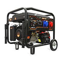 Бензиновый генератор FoxWeld Expert G9500-3 HP, фото 1