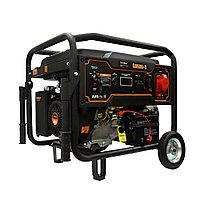 Бензиновый генератор FoxWeld Expert G9500-3, фото 1