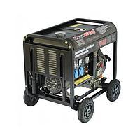 Дизельный генератор Foxweld D7500EW (пр-во FoxWeld/КНР), фото 1