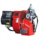 Горелка газовая MaxGas 500.1 PAB Low Nox Ecoflam (120-500 кВт), фото 2