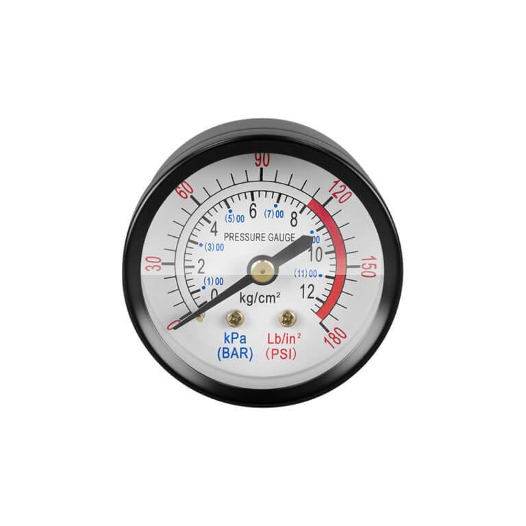 """AERO Манометр 50мм 1/4"""" (Китай)  5763"""