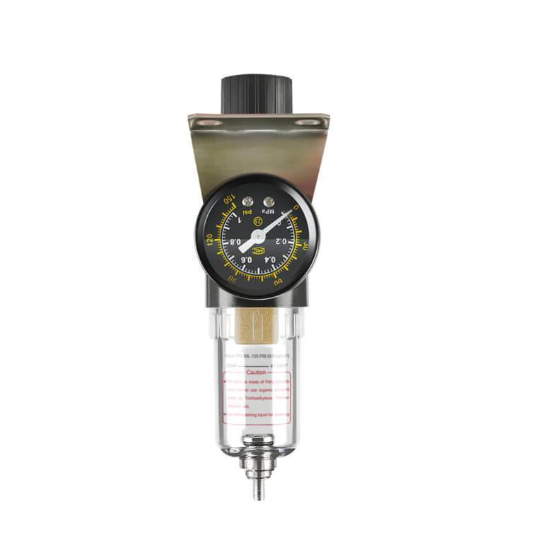 """AERO Регулятор давления с фильтром 1/4"""" (Китай)  5762"""