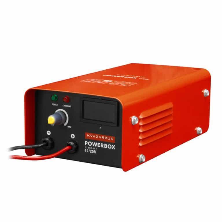 Зарядное устройство KVAZARRUS PowerBox 12/20R