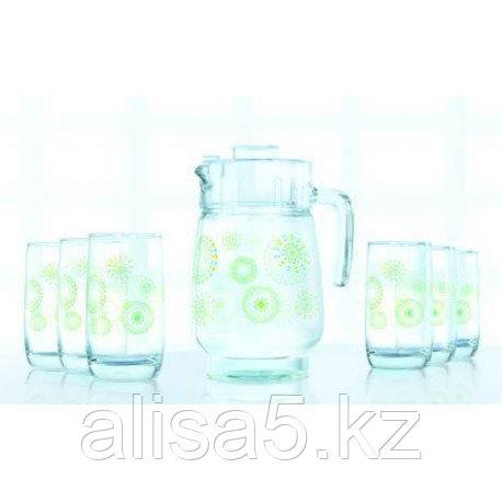 GREEN FLAKES набор для напитков 7 предметов, шт