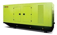 Дизельный генератор GENPOWER GNT 170  (АВР) (в кожухе)