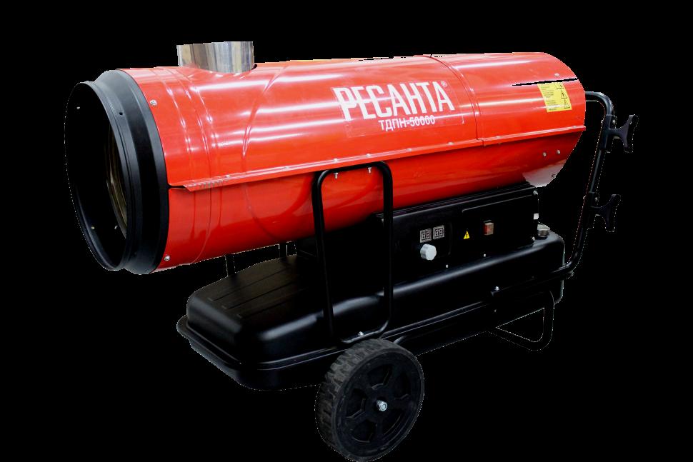 Дизельная пушка ТДПН-50000