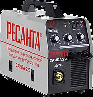 Инверторный полуавтоматический сварочный аппарат РЕСАНТА САИПА-220