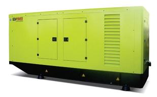 Дизельный генератор GENPOWER GNT 115 (АВР) (в кожухе)