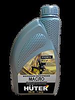 Масло моторное 5W-30 синтетическое для четырёхтактных двигателей Huter