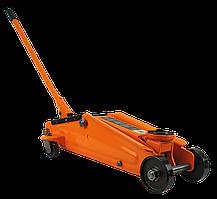 Домкрат гидравлический подкатной ДМК-3 (3 т, 135-435 мм) Вихрь