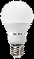 Лампа светодиодная EUROLUX LL-E-A60-13W-230-4K-E27
