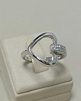 """Кольцо с бриллиантами """"Carmen"""" 17,5 размер"""