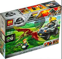 """Конструктор BELA 10921 Dinosaur World """" Погоня за Птеранодоном"""""""