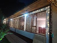 Услуги светового оформление витрин, витражных окон