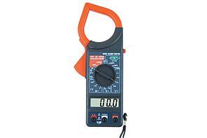 Клещи токоизмерительные TEK DT 266C пост/пер напряж 1000/750В пер. ток макс 1000А темп 0-750°С