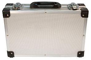 Ящик FIT 65609 для инструмента алюминиевый (33х21х9 см)