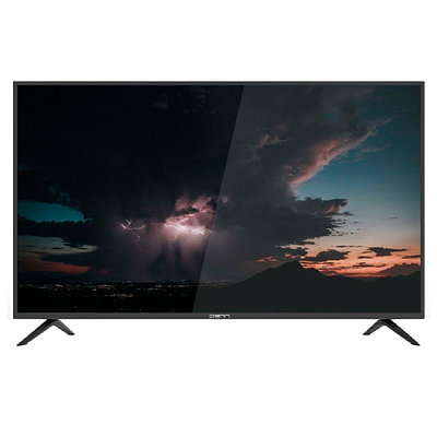 Телевизор DENN LED 43 DE 87 SF (Android) черный