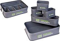 Емкости FEEDER CONCEPT EVA для прикормки (5шт.)(13x9x8см -3шт.; 33x10,5x8см; 36x25,5x9,5см), R 64440